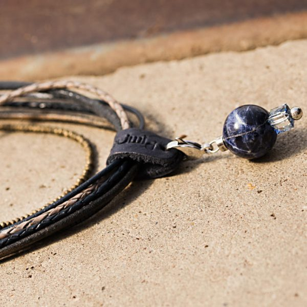 edelsteen Gemstone Necklace ketting Jewelry Handmade chain