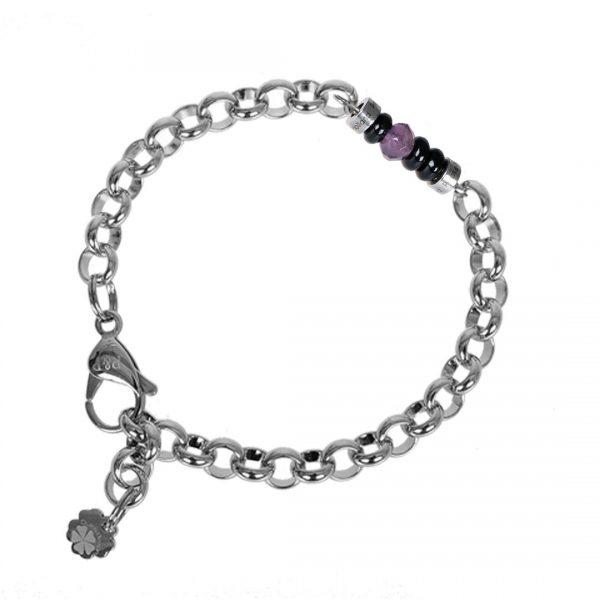 bracelet amethist