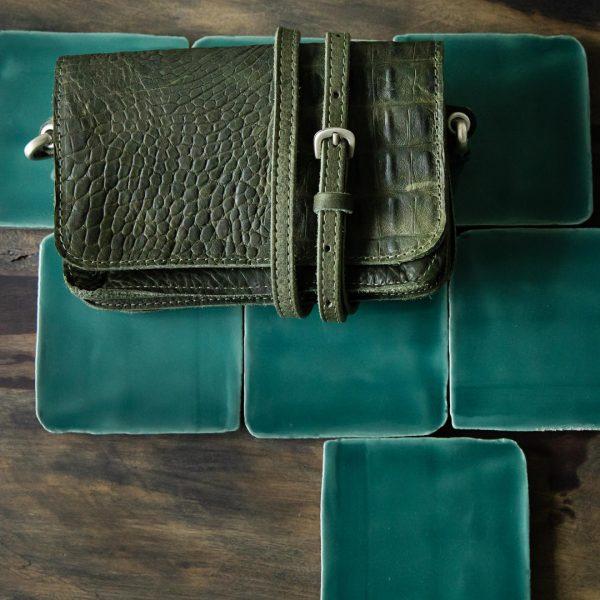 leather bags PimpsandPearls tassen