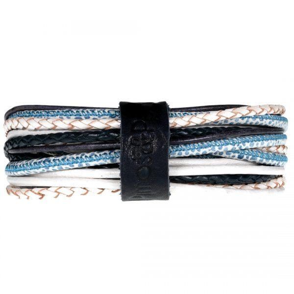 Handgemaakte Lederen Bracelet Superior armband en of ketting