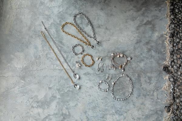 187 Jasseron grof edelstaal ketting