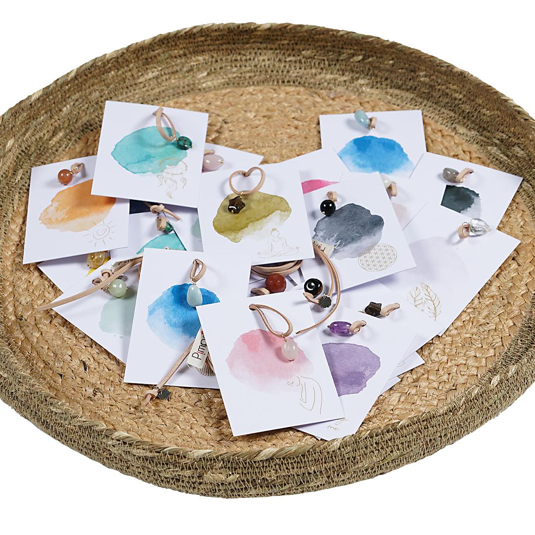 Gelukskaarten en Horoscopen op presentatieschaal